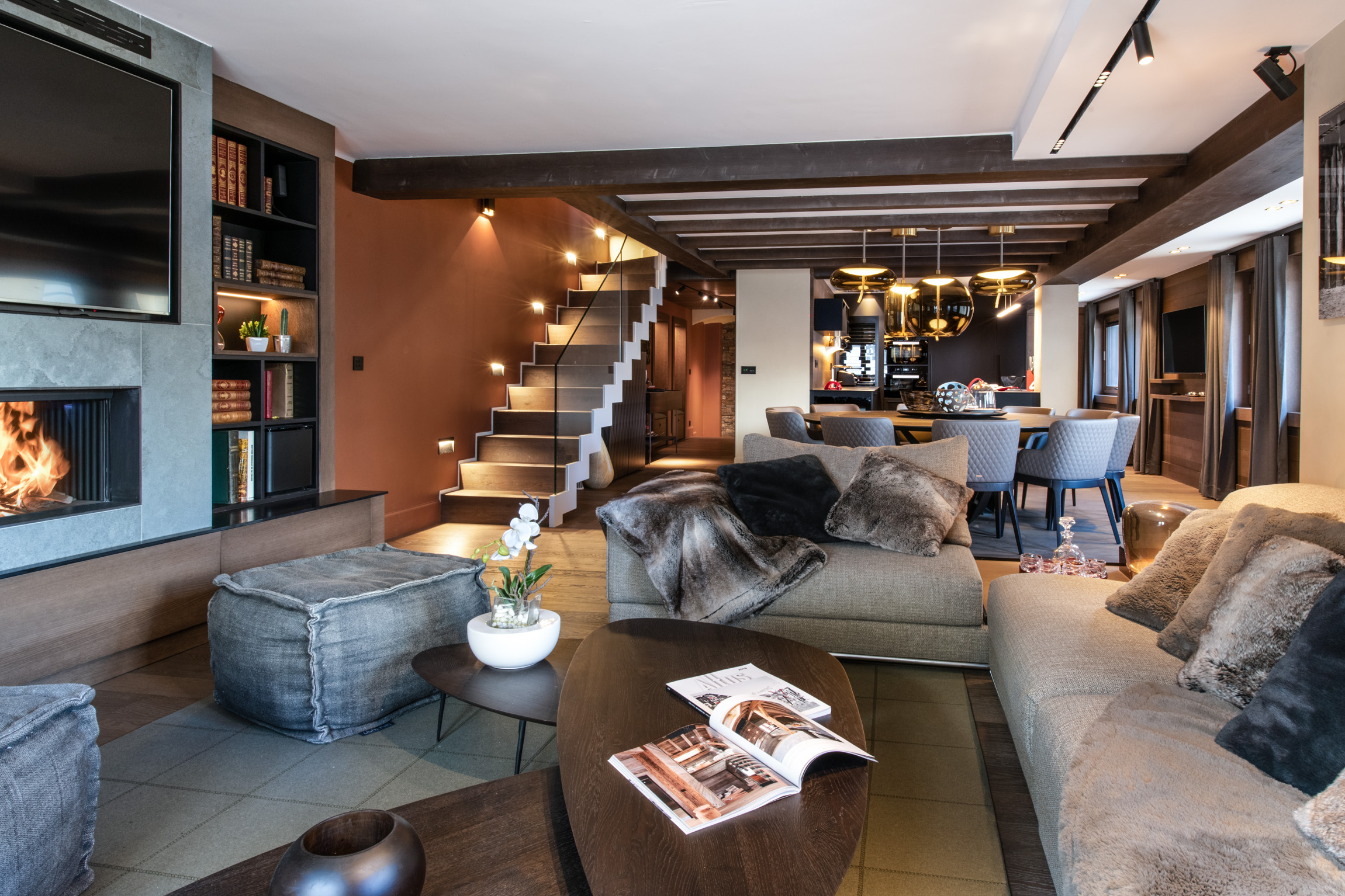 renovation appartement megeve