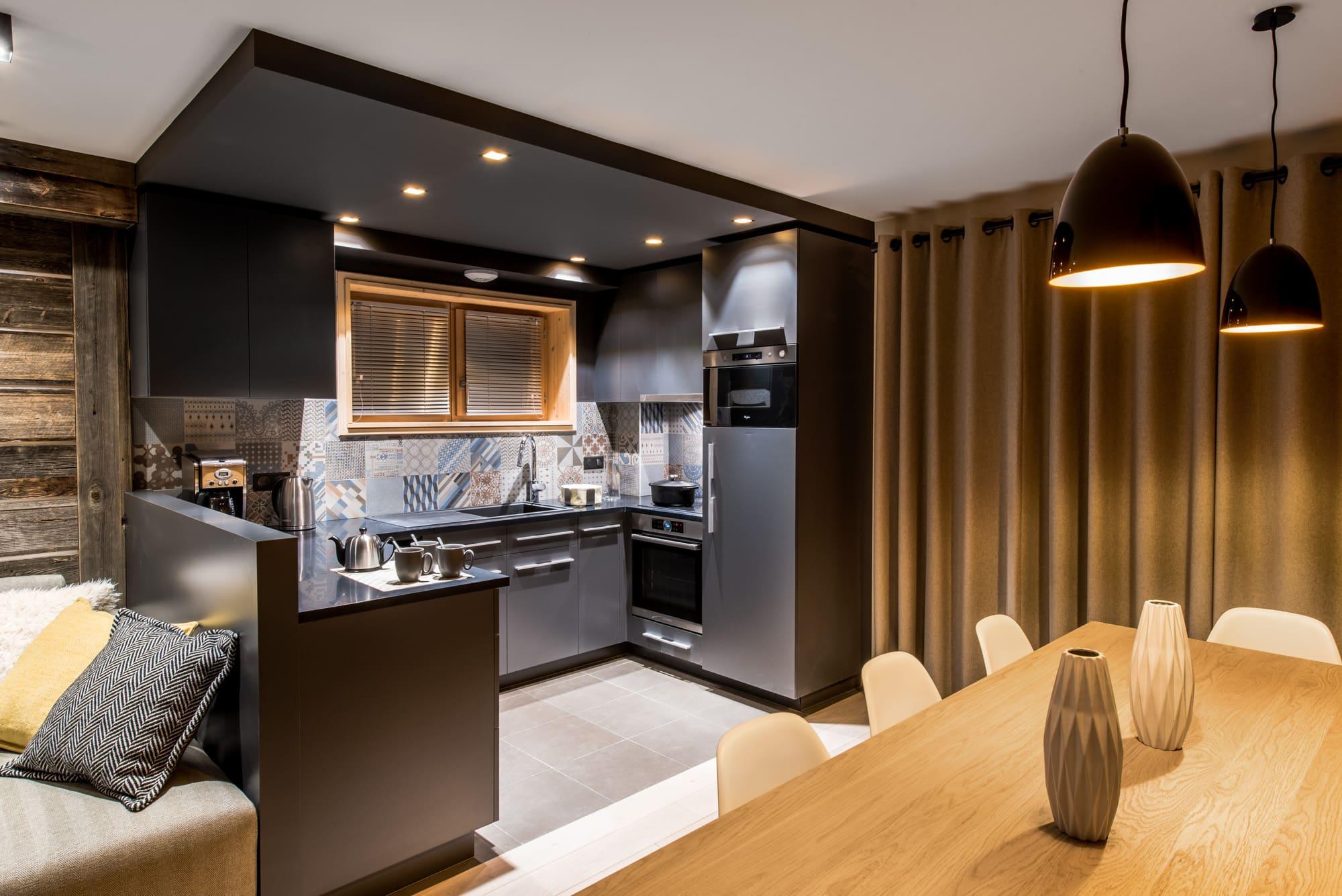 Interieur De Luxe Appartement agence amevet - architectes d'intérieur - chambéry - savoie