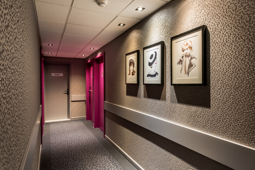 Décoration hôtel - architecte d'intérieur hôtel - hôtel Brides-les-Bains - La Vanoise 1825 - Agence Amevet - Architecte hôtel Savoie - Décorateur hôtel – hôtel design -