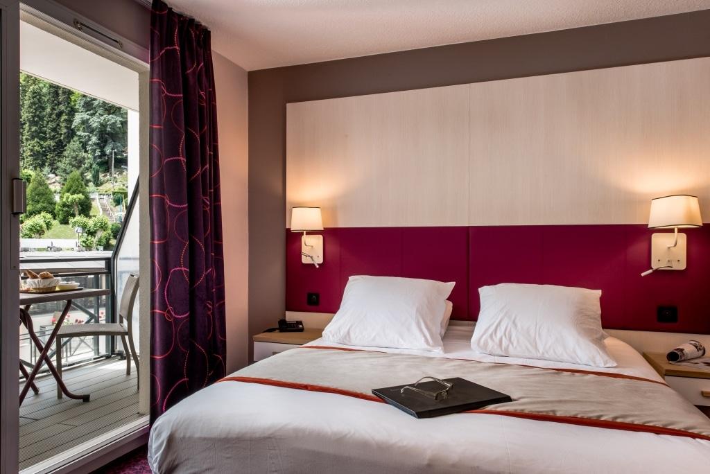 Décoration hôtel - architecte d'intérieur hôtel - hôtel Brides-les-Bains - La Vanoise 1825 - Agence Amevet - Architecte hôtel Savoie - Décorateur hôtel - hôtel design