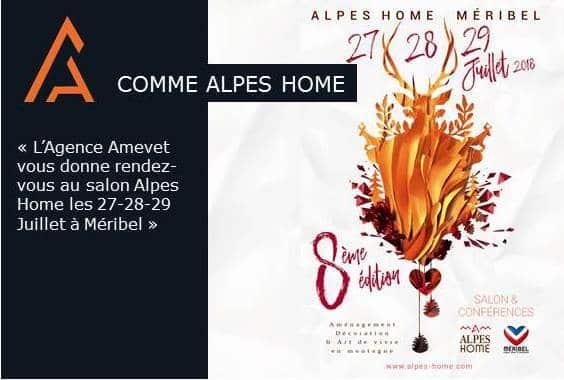 Agence Amevet - Architectes d'intérieur - Alpes home - Méribel