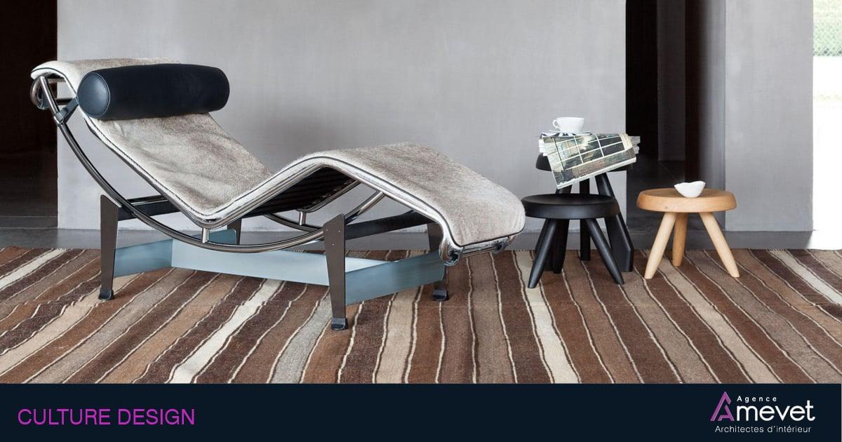 Chaise LC4 le corbusier