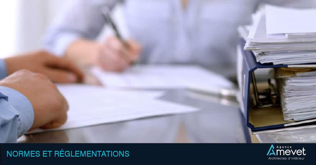 réglementation et normes