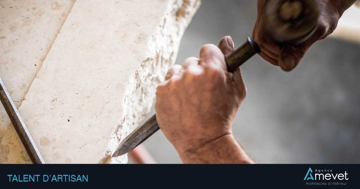 travail de la pierre, artisan, pierre