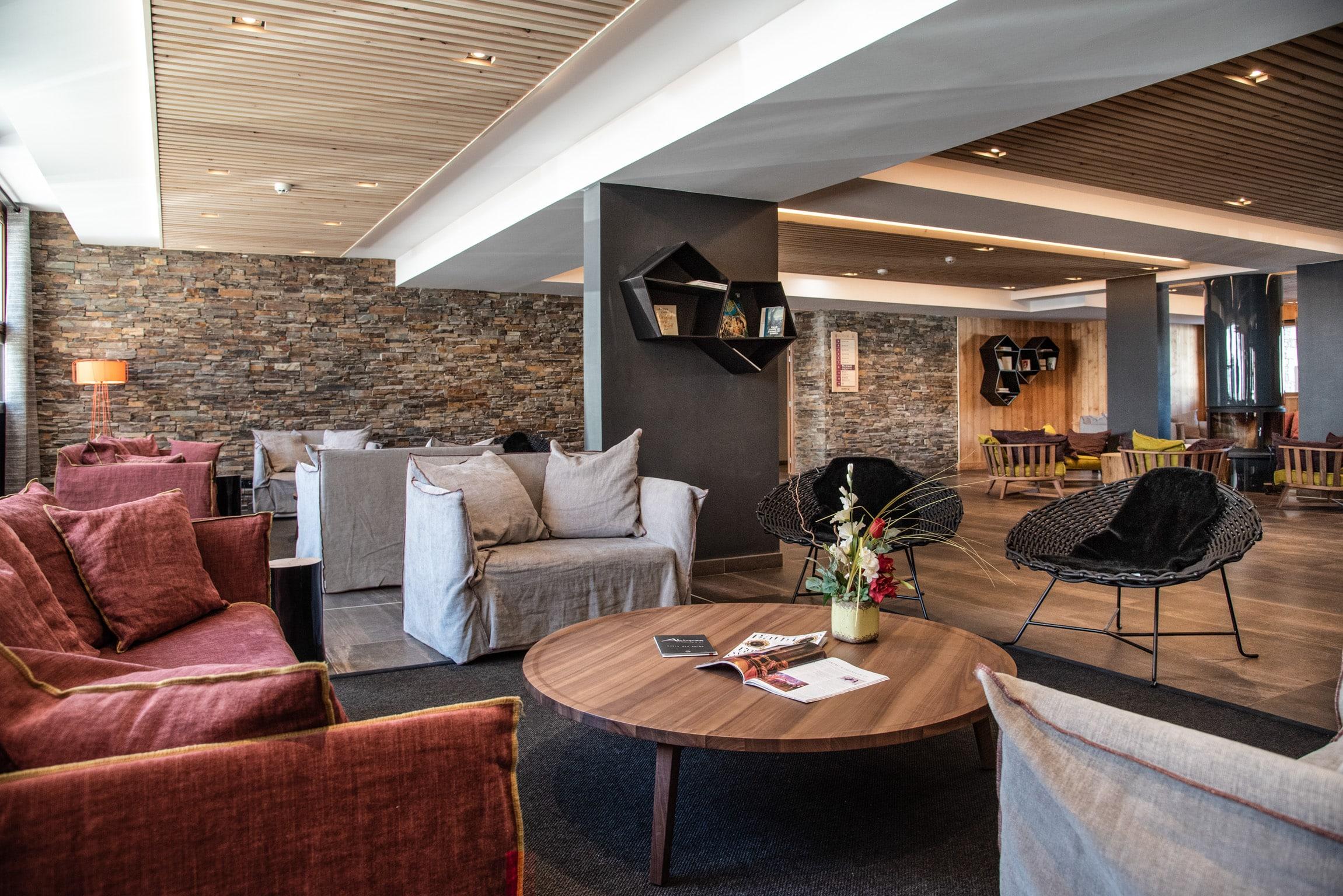 Concept résidence de tourisme Tignes