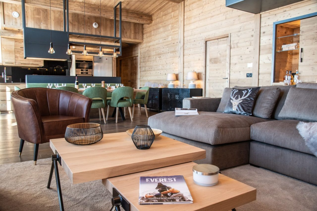 20 Appartement prestige montagne
