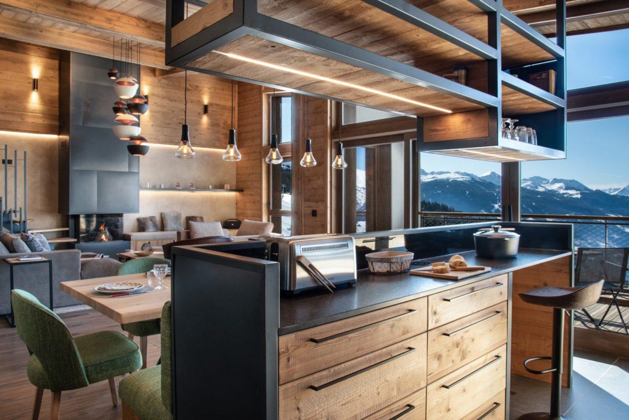 24 Appartement prestige montagne