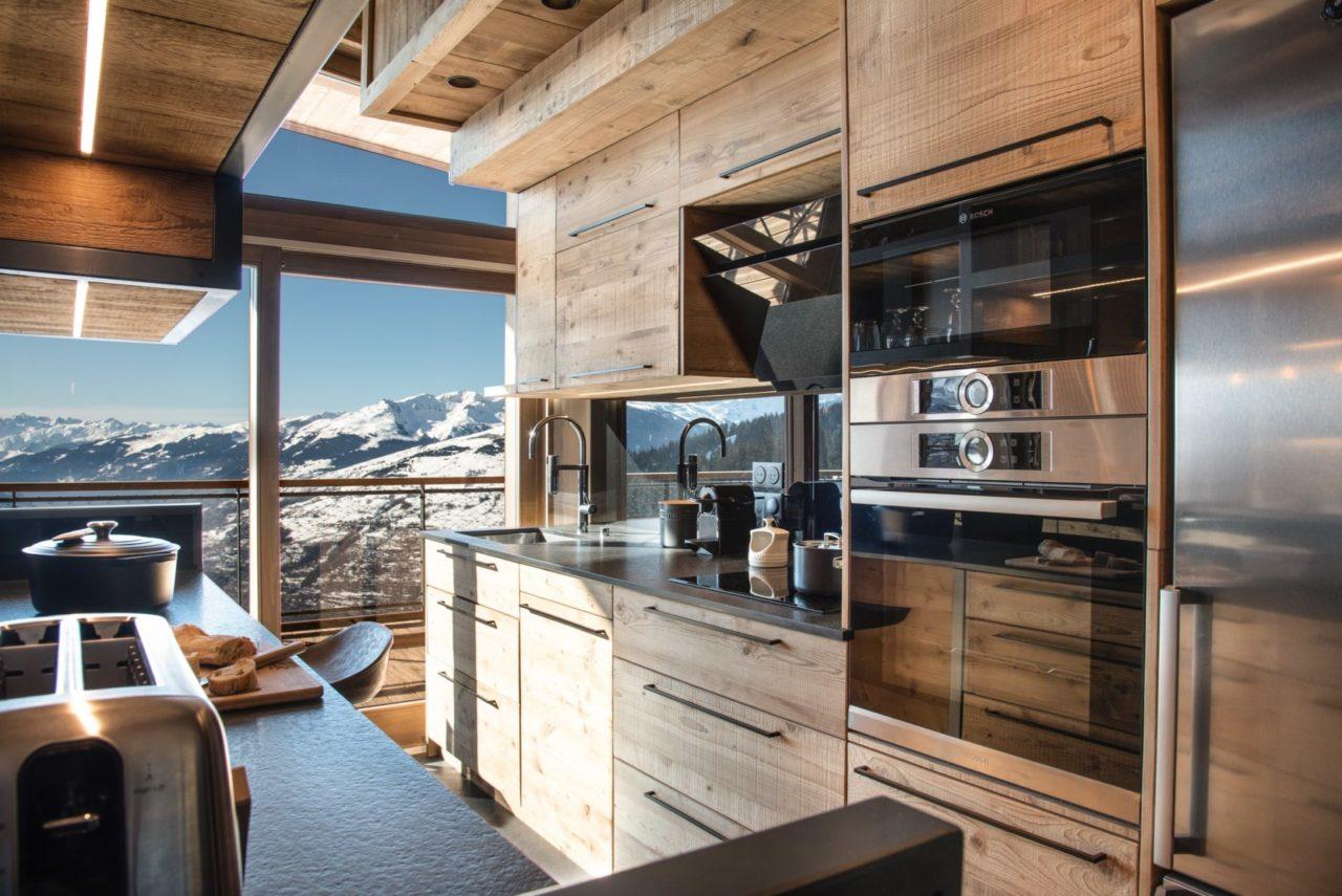 25 Appartement prestige montagne