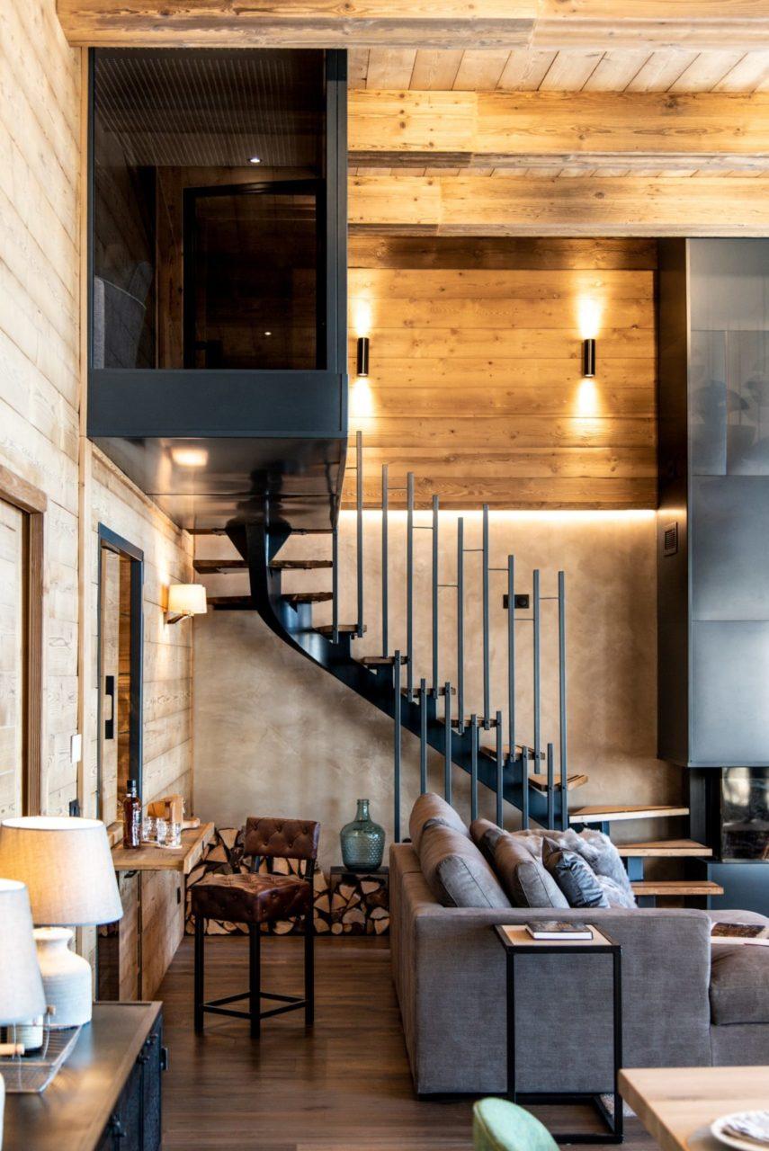 28 Appartement prestige montagne
