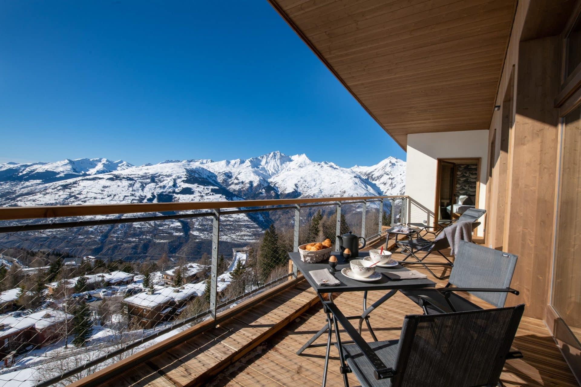 29 Appartement prestige montagne