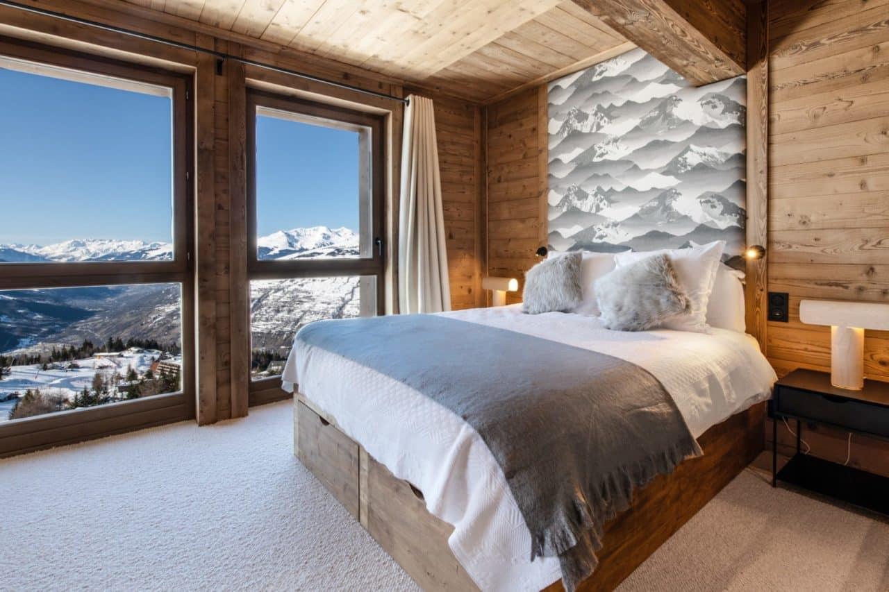 6 Appartement prestige montagne